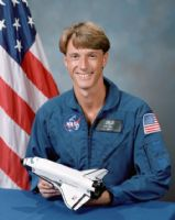 "NASA Astronaut C. Michael Foale  8""x10"" Full Colour Portrait"